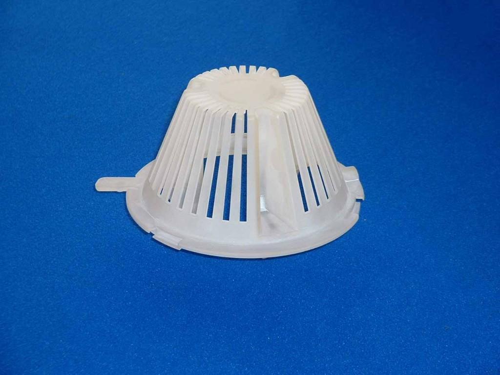 filter retainer