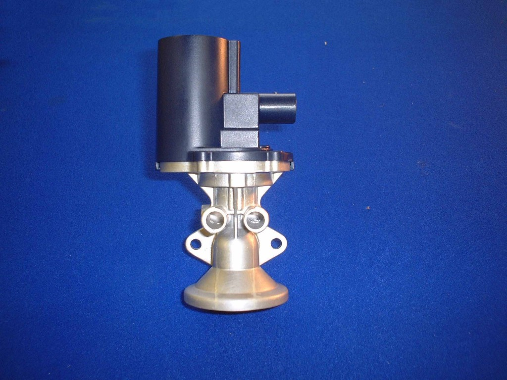 plaster cast valve body