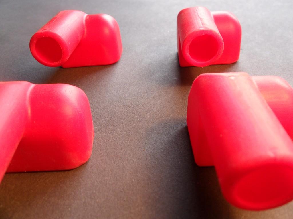 silicone rubber components